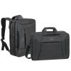 """RivaCase Notebook hátizsák/válltáska, átalakítható, 16"""", RIVACASE """"Central 8290"""", fekete"""