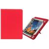 """RivaCase Univerzális táblagéptok, 10.1"""", állvány,   """"GATWICK 3207"""" piros"""