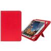 """RivaCase Univerzális táblagéptok, 8"""", állvány,   """"GATWICK 3204"""" piros"""