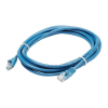 RJ45 CAT6 SSTP M/M adatkábel 2m kék