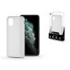 ROAR Apple iPhone 11 Pro Max szilikon hátlap - Roar Carbon Armor Ultra-Light Soft Case - clear