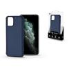 ROAR Apple iPhone 11 Pro szilikon hátlap - Roar Carbon Armor Ultra-Light Soft Case - kék