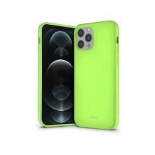 ROAR Apple iPhone 12 Pro Max szilikon hátlap - Roar All Day Full 360 - lime tok és táska