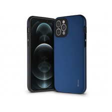 ROAR Apple iPhone 12 Pro Max ütésálló hátlap - Roar Rico Hybrid - blue tok és táska