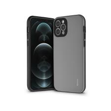 ROAR Apple iPhone 12 Pro Max ütésálló hátlap - Roar Rico Hybrid - grey tok és táska