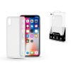 ROAR Apple iPhone X/XS szilikon hátlap - Roar Carbon Armor Ultra-Light Soft Case - clear