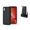 ROAR Apple iPhone XR szilikon hátlap - Roar Carbon Armor Ultra-Light Soft Case - fekete