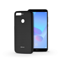 ROAR Huawei Y6 (2018)/Y6 Prime (2018)/Honor 7A szilikon hátlap - Roar All Day Full 360 - fekete tok és táska