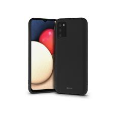 ROAR Samsung A025F Galaxy A02s szilikon hátlap - Roar All Day Full 360 - fekete tok és táska