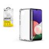 ROAR Samsung A226B Galaxy A22 5G szilikon hátlap - Roar Armor Gel - transparent