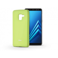 ROAR Samsung A530F Galaxy A8 (2018) szilikon hátlap - Roar All Day Full 360 - lime tok és táska