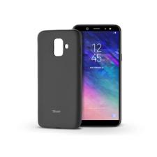 ROAR Samsung A600F Galaxy A6 (2018) szilikon hátlap - Roar All Day Full 360 - fekete tok és táska