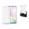 ROAR Samsung N970F Galaxy Note 10 szilikon hátlap - Roar Carbon Armor Ultra-Light Soft Case - clear