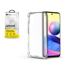 ROAR Xiaomi Redmi Note 10 5G szilikon hátlap - Roar Armor Gel - transparent tok és táska