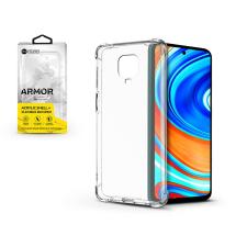 ROAR Xiaomi Redmi Note 9 Pro szilikon hátlap - Roar Armor Gel - transparent tok és táska