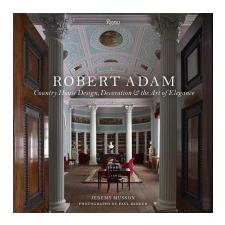 Robert Adam – Jeremy Musson,Simon Jenkins,Paul Barker idegen nyelvű könyv