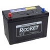 Rocket Rocket 100Ah 12V autó akkumulátor XMF 60033 ASIA bal+