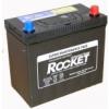 Rocket Rocket 45Ah 12V autó akkumulátor NX100-S6LS ASIA jobb+
