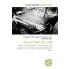Rockstar Games Grand Theft Auto IV (PC - Steam Digitális termékkulcs) idegen nyelvű könyv