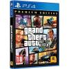 Rockstar Games Grand Theft autó prémium kiadásban - PS4