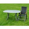Rojaplast ASS COMFORT Kerti szék, Antracit/Fekete