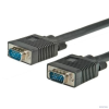 ROLINE kábel VGA Monitor Összekötő Male/Male QUALITY 6m - 11.04.5206