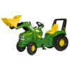 Rolly Toys Rolly X-Trac John Deere pedálos markolós traktor