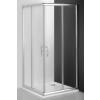 Roltechnik Roltechnik PXS2L+PXS2P szögletes zuhanykabin/ 100x100x200
