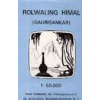 Rolwaling Himal (Gaurisankar) térkép (No4.) - Schneider Trekking