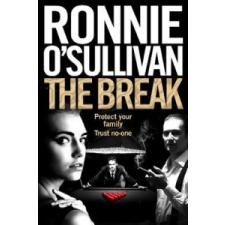Ronnie O'Sullivan - Break – Ronnie O'Sullivan idegen nyelvű könyv