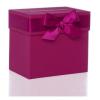 Rössler Papier GmbH and Co. KG Rössler ajándék gyűjtődoboz  esküvői/szatén masnival  Amarena  205x185x130mm