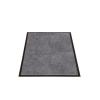 """RS OFFICE Szennyfogó szőnyeg, 60x80 cm, , """"PP Uni""""sötét szürke"""