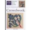RSN Essential Stitch Guides: Crewelwork – Jacqui MacDonald