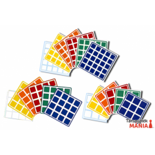 Rubik kocka 4x4 matrica szett matrica