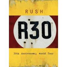 RUSH - R30 30th Anniversary World Tour /2dvd/ DVD zene és musical