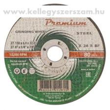 Russia Csiszolótárcsa fémhez 150 × 6,0 × 22,2 mm barkácsolás, csiszolás, rögzítés