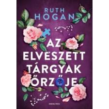 Ruth Hogan Az elveszett tárgyak őrzője regény