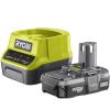Ryobi Starter kit charger + battery RYOBI RC18120-113