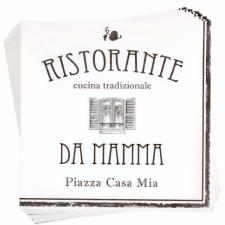 s APRÉS szalvéta Ristorante konyhai eszköz