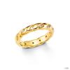 S.Oliver ékszer Női gyűrű ezüst gelbgold cirkónia SO1181 52 (16.5 mm Ă?)