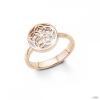S.Oliver ékszer Női gyűrű ezüst gyöngyház rózsa SO1243 54 (17.2 mm Ă?)