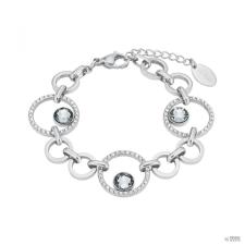S.Oliver ékszer Női karkötő nemesacél kristály 2024268 karkötő
