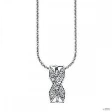 S.Oliver ékszer Női Lánc nyaklánc ezüst Zyrkonia SO906/1 - 440608 nyaklánc