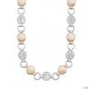 S.Oliver ékszer Női nyaklánc ékszer nemesacél kétszínű SO1435/1 - 9239436
