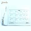 Sablonok Craftlines 0929 - SCL0929