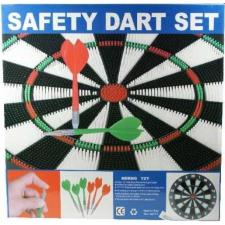 Safety Darts tábla nyilakkal - 42 cm darts tábla