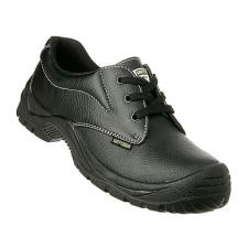 SAFETY JOGGER Cipő fekete SAFETY JOGGER SAFETYRUN S1P - 45 munkavédelmi cipő