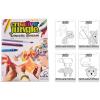 Sakota Creative Jungle: színezős origami gyerekeknek és felnőtteknek