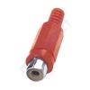SAL RCA aljzat - piros CC-106R RCA22