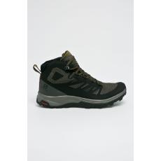 Salomon - Cipő Outline Mid Gtx - fekete - 1382450-fekete